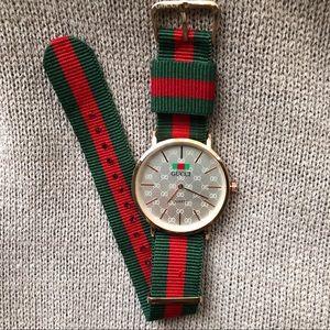 Gucci G Timer Week Wear Watch !